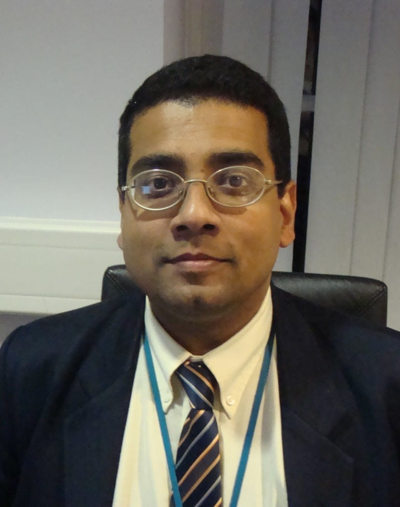 Mr Rajarshi Bhattacharya