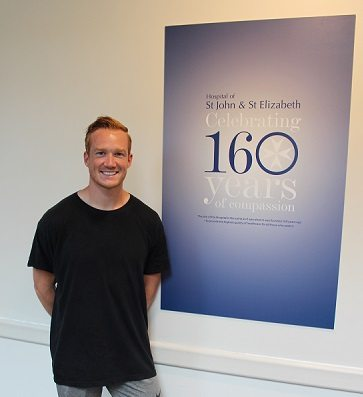 Greg Rutherford At London Knee Specialists
